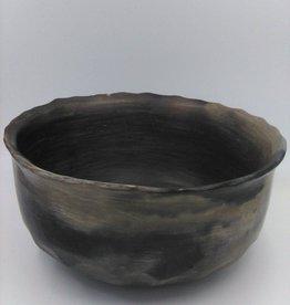 "Vintage Catawba Pottery Bowl 7 3/4"""