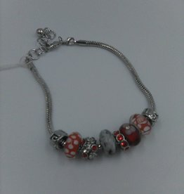 Bauble Lulu Charm Bracelet (7 charm)