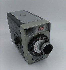 Vintage Kodak Brownie 8mm Wind-up Movie Camera f/2.7