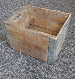 "Vintage Sealtest Milk Crate 1959, 16x13x10.5"""