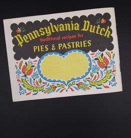 Pennsylvania Dutch Pies and Pastries Booklet