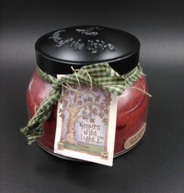 Keepers of the Light Farm House Memories Jar Candle 22 oz