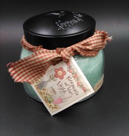 Keepers of the Light Moonlit Walk Jar Candle 22 oz
