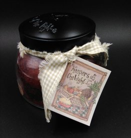 Keepers of the Light Apple Butter Jar Candle 22 oz