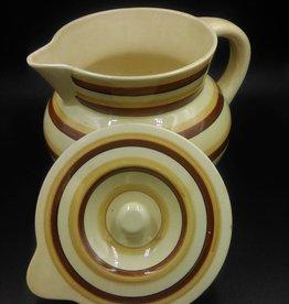 Vintage Persian Ware 2 qt German Teapot