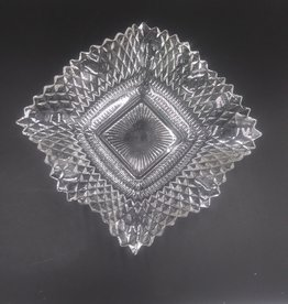 """Vintage Indiana Glass Candy/Nut Dish 7"""""""