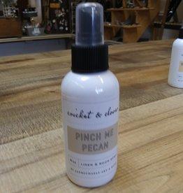 Cricket & Clover Cricket & Clover Pinch Me Pecan Linen & Room Spray 4oz