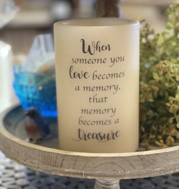 """Lasting Lite Lasting Lite 6""""  When Someone You Love Becomes a Memory"""
