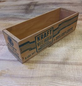 Kraft Kraft Cheese Box 9x2.5x3""