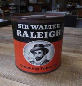 Sir Walter Raleigh Smoking Tobacco 14 oz Tin