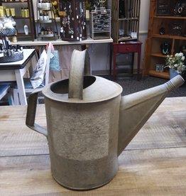 Tin Watering Can (No Sprayhead), 8 Quart, 1950's