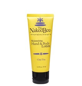 The Naked Bee The Naked Bee 2.25 oz Chai Tea Hand & Body Lotion