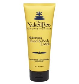The Naked Bee The Naked Bee 6.7oz Lavender & Beeswax Absolute Hand & Body Lotion