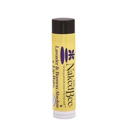 The Naked Bee USDA Organic Lavender & Beeswax Absolute Lip Balm