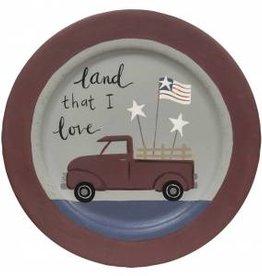 "Land that I Love-11.5"""