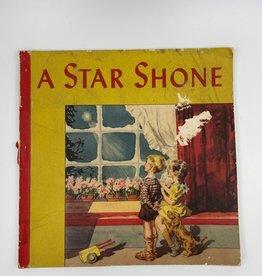 A Star Shone 1948 Trent (Book)