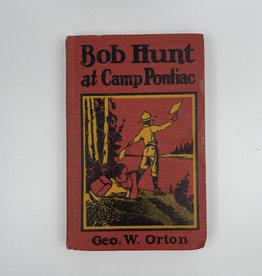 Bob Hunt at Camp Pontiac
