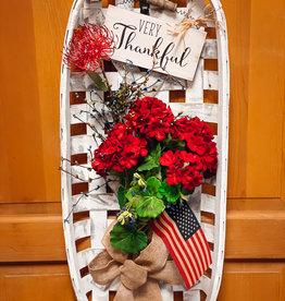 Joyce Lowe creations Americana very thankful