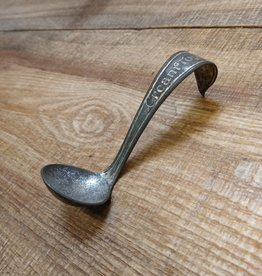 """Cream Top Spoon 1920's 4"""""""