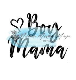 Mama Media Magic Designs Boy Mama  Mama Media Magic Graphic Design