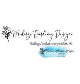 Mama Media Magic Designs CHANGE COLOR  Mama Media Magic Graphic Designs ADD ON