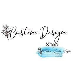 Mama Media Magic Designs Mama Media Magic SIMPLE Custom Graphic Design