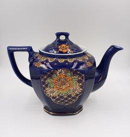 Hand-painted Porcelain Teapot