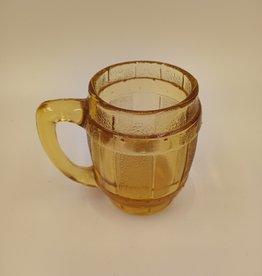 Barrel Mug Shot Glass