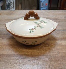 "Mountain Meadows Pottery (MPM) Casserole Dish 8"""