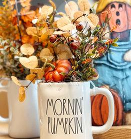 Mornin' Pumpin Rae Dunn Mug Arrangement