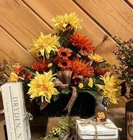 Fall Floral (Pamela Coudriet)