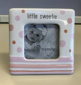 Enesco Little Sweetie Pink Frame