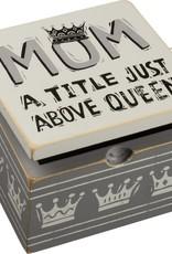 Mom Queen Box