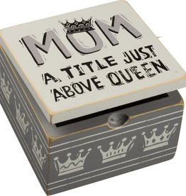 Mom Queen Box