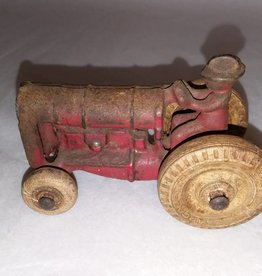 "Arcade Cast Iron Toy Tractor, 1920's-30's, 3.5"", #2733"