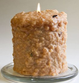 Warm Glow Warm Glow Hearth Candle  Nutmeg & Cream