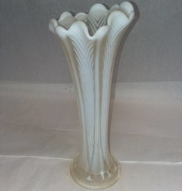 "Northwood Carnival Vase, 10.5"", E.1900's"