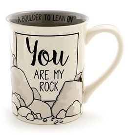 You Are My Rock Coffee Mug