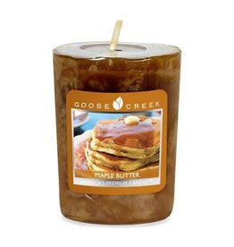 Maple Butter Votive
