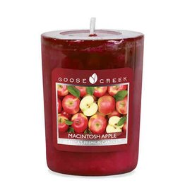 Macintosh Apple Votive