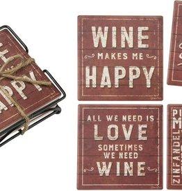 Wine Coasters
