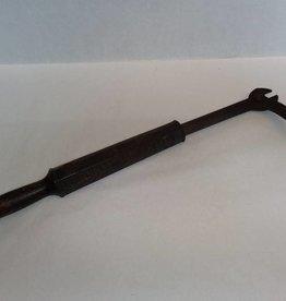"""Nail/Staple Puller, 21"""" Long, E.1900's"""