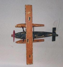 """Pontoon Plane, 8"""", 1930's-40's"""