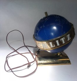 "Schlitz Bar Lamp, 10.7"", 1956"
