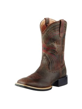Ariat 10010963 Sport Wide Square