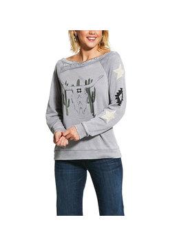 Ariat 10030913 Ladies Ariat Rita Long Sleeve Top