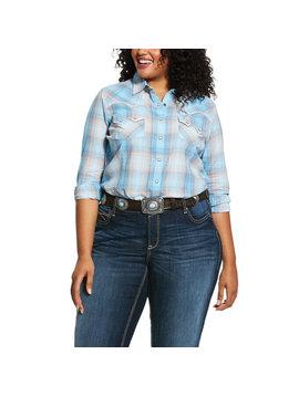 Ariat 10030663 Ladies Western Sky Long Sleeve Shirt