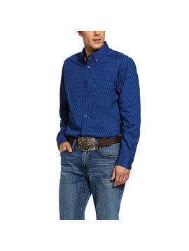 Ariat 10030591 Ariat Mens Groton Long Sleeve Shirt
