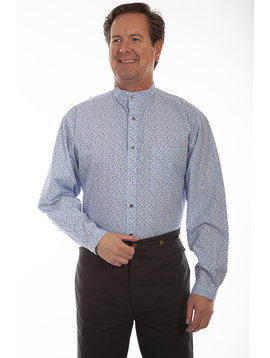 Scully RW326 Mens Scully Paisley L/S Shirt