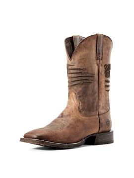10029699 Circuit Patriot Ariat Mens Western Boot